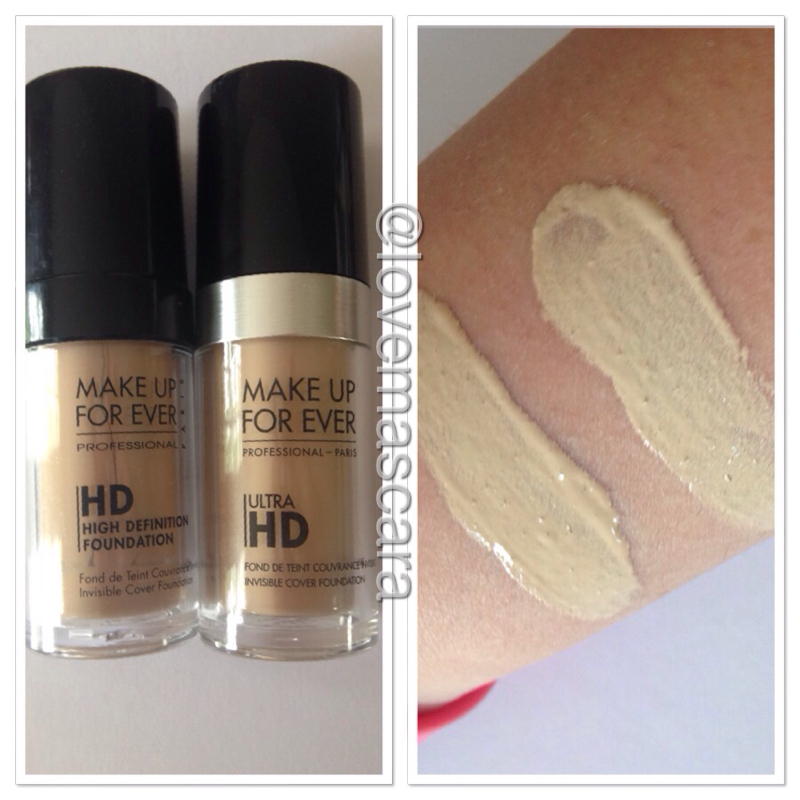 Makeup Forever Ultra Hd Foundation Shade Y225 Makeupview Co